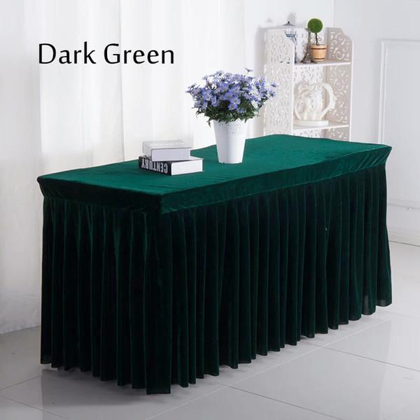 China 76Wx183Lx76H CM dark green