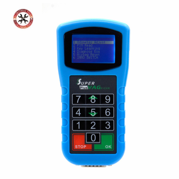 New Arrival Super VAG K CAN Plus 2.0 Diagnosis Mileage Correction Pin Code Reader Super VAG K+CAN Plus 2.0 High Quality