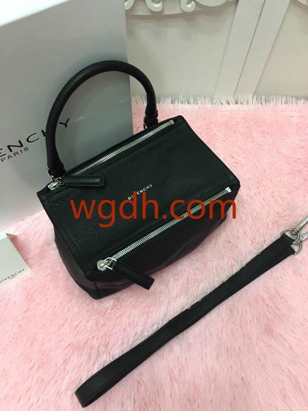 2019 neue Handtaschen Geldbörsen Liste Frauen Umhängetaschen Charming Beliebte Exquisite Classic Top-Qualität Einfache Ziegenfell