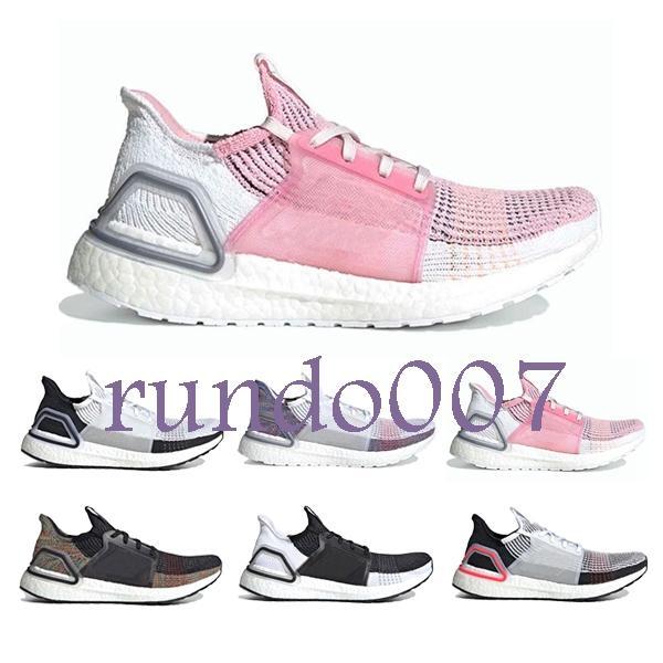 adidas 2019 Diseñador de moda de lujo ultraboost 19 zapatos hombres mujeres Wave Runner running ultra mens Entrenamiento de alta calidad chaussures Sneakers