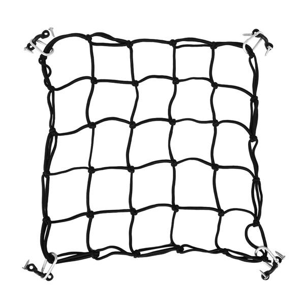 Kayık Güverte Kargo Bungee Net Pad Gözler ve Yapış Hooks Ile Kayık Aksesuarları