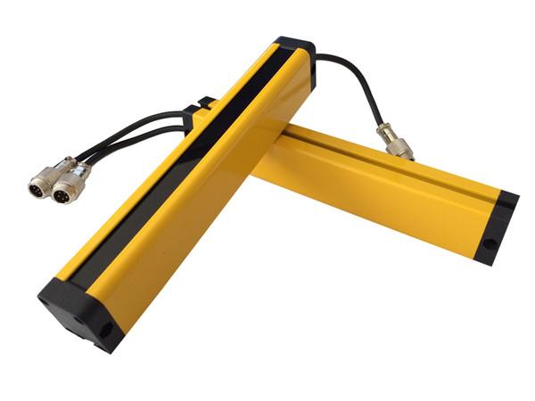 CHOAN GM4012T 12 40MM Tehlikeli Makine Fotoelektrik Koruyucu röle çıkışı Emniyet ışık Perde anahtarı Kızılötesi Izgara Alan sensörü ışınları