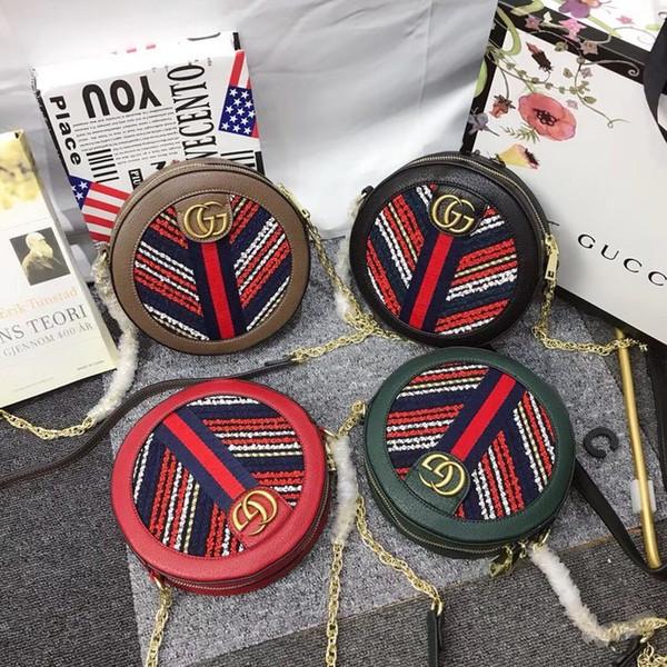 8826 latest fabric small round package Women Handbag Top Handles Shoulder Bags Crossbody Belt Boston Bags Totes Mini Bag Clutches Exotics