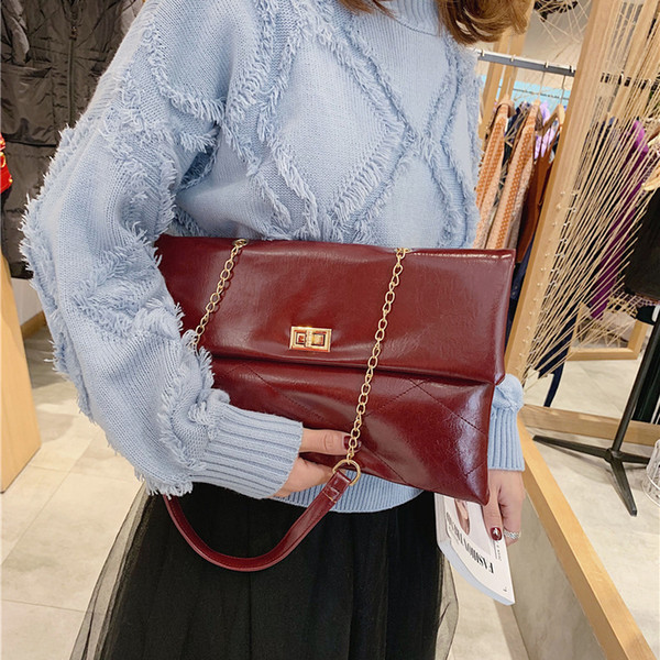 Fairy2019 Take Concise Will Capacity Hand Catch Package Woman Briefcase Believe Occlusive Wrap