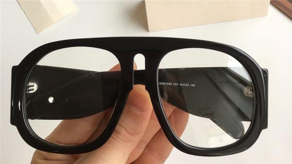 Yeni yüksek kalite 0152 erkeklerin kadınları Popüler Moda Kare güneş gözlüğü gafas de sol orijinal ambalaj durumda UV Koruma gözlükleri güneş gözlüğü