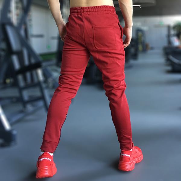Para Hombre Pantalones Chinos Formal Azul Marino Sateeni Borgona Casual De Algodon Control Ar Com Ar