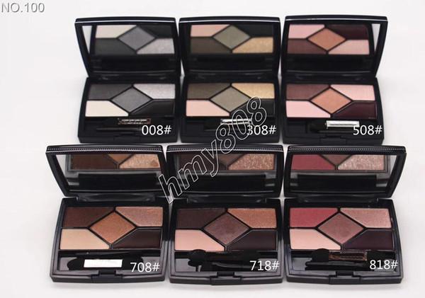 NUEVO Health Beauty Makeup DD202 # 5COLOR Sombra de ojos envío gratis