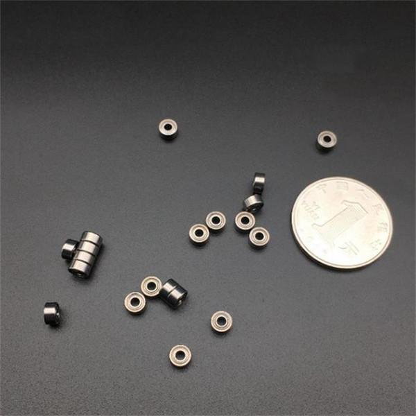 best selling Free shipping 100pcs lot MR63ZZ MR63 MR63Z 3*6*2.5 miniature deep groove ball bearings MR63-2Z 3x6x2.5 mm model bearing