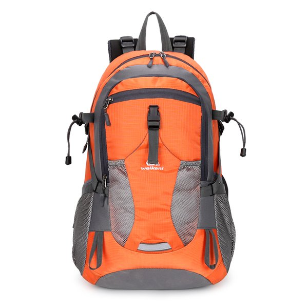 40L Water Resistant Camping Hiking Backpack Outdoor Sports Bag Trekking Climbing Travel Backpack Bag Fits 14 Inch Laptop