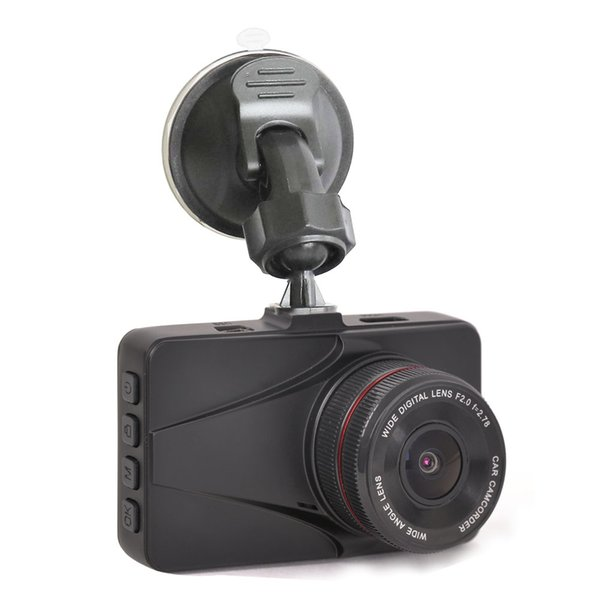 XYCING 3 inch 170 degree super wide viewing angle 1440P6 glass lens driving recorder HD night vision car monitoring car dvr