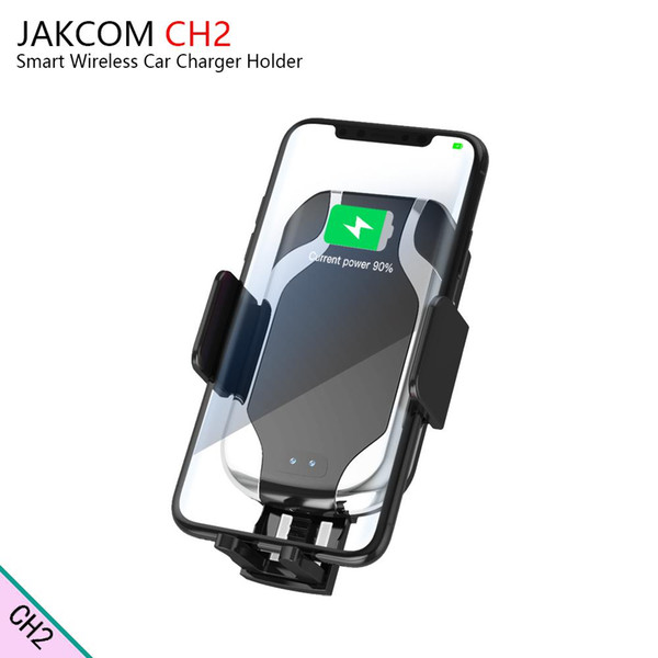 JAKCOM CH2 Smart Wireless Car Charger Mount Holder Hot Sale in Cell Phone Mounts Holders as light bulb camera smartwach atv