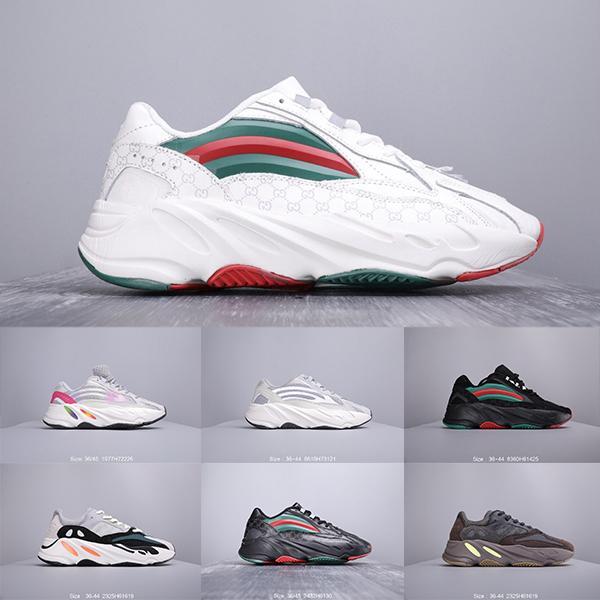 2019 hb nova full colors 700 s onda corredor tênis malva inércia kanye west sapatos de grife 700 s v2 esportes estáticos seankers tamanho 36-45