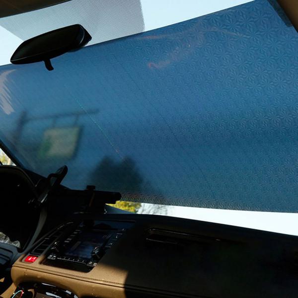 Лобовое стекло Anti UV Маркизы выдвижные для автомобилей Auto Front задних стороны окна жалюзи зонты козырек козырек от солнца
