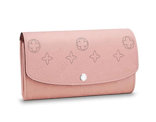 Cartera de lujo de alta calidad de la cartera de IRIS Las mujeres monedero famoso diseñador de la cartera de la cartera perforaron el monedero del lujo