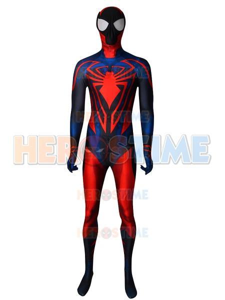 3D Printed Spider-Man Unlimited Cosplay Costume Spiderman Superhero Costume Halloween Zentai Bodysuit For Adult/Kids/Custom Made