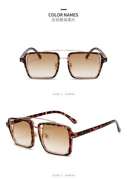 Lenses Color:leoaprd brown