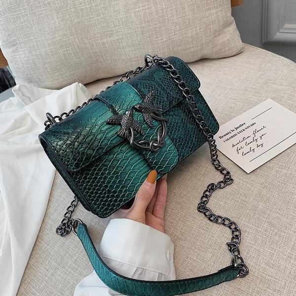 Зеленый цвет (упаковка бутика)