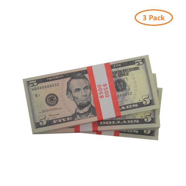 3 Пакет 5 dolars (300pcs)