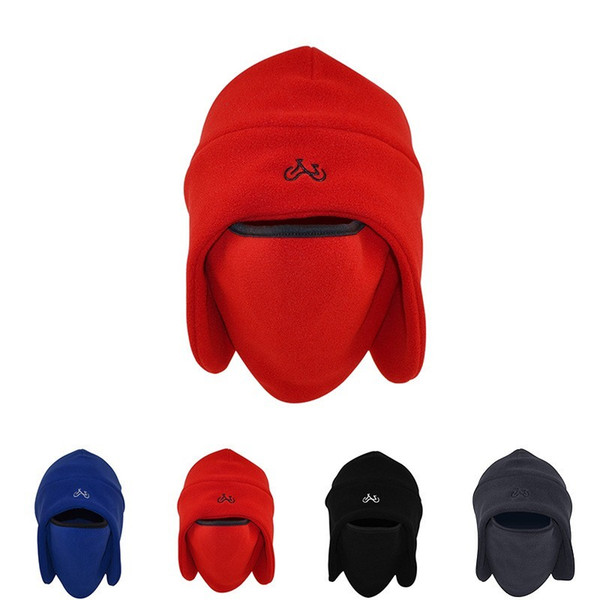 With Mask Dust Proof Hat Unisex Women Men Universal Sport Hats Soft Easy To Carry Cap Hot Sale 14 8mc BB