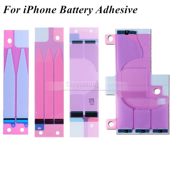 Einpassung For iPhone 6 6S 6P 6SP Battery Strip Sticker Tape Adhesive Glue For iPhone 7 7P 8 8P X XS XS MAX Battery Adhesive