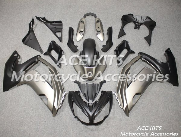 New Injection mold Fairing kit for KAWASAKI Ninja ER6F 2013-2016 It comes in all colors NO.FF9