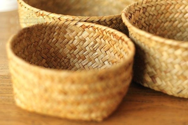 decorative baskets dried flowers small baskets country basket.htm 2019 handmade storage box sundries storage baskets high quality  storage box sundries storage baskets