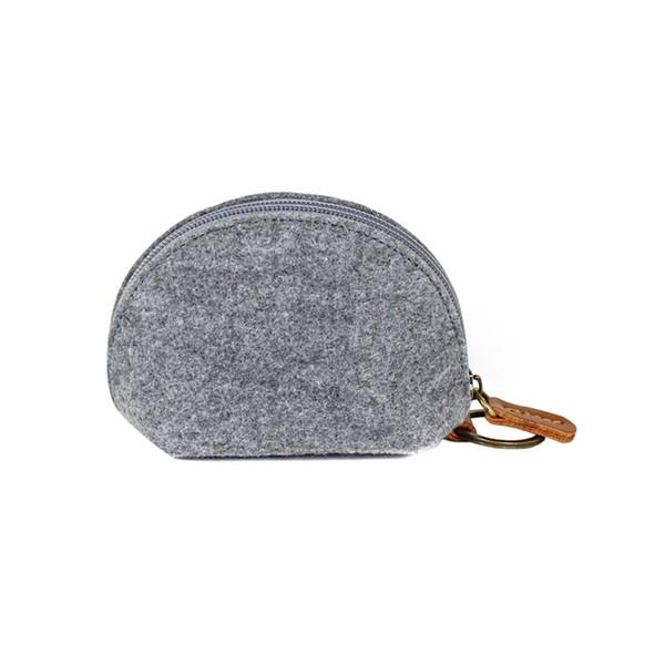coin purse grey
