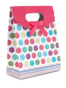 Bow Gift Bag A