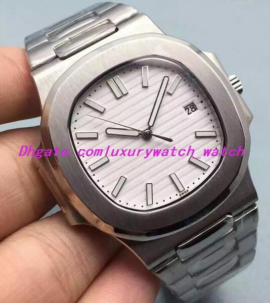 Reloj de lujo 13 Style A @ utilus Steel Auto 40mm Correa para reloj para hombre 5711 / 1a-011 Reloj de pulsera automático para hombre