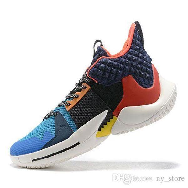 no llevar por qué Noticias zapatillas de baloncesto hombres 0.2 zapatillas Russell Westbrook13 II zer0.2 zapatillas cero 2 zapatillas originales us talla 40-46
