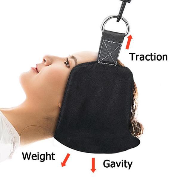 40pcs cou santé Protecteur Hamac cou soulagement de la douleur portable relaxant massage hamac soutien pour Bureau hamac Accueil Neck Pillow