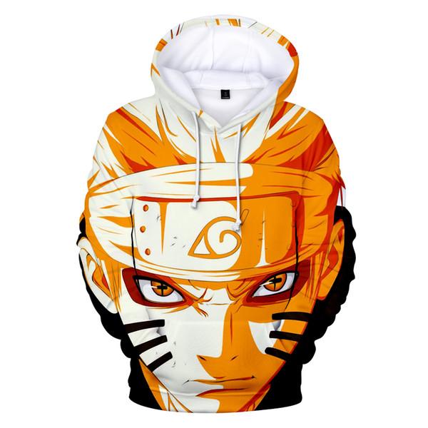 2019 Naruto 3d Hoodies Men/women Fashion Autumn O Neck Harajuku 3d Print High Quality Naruto Men's Hoodies And Sweatshirt