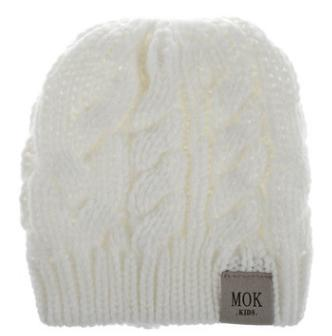 #2 knitted beanie hat