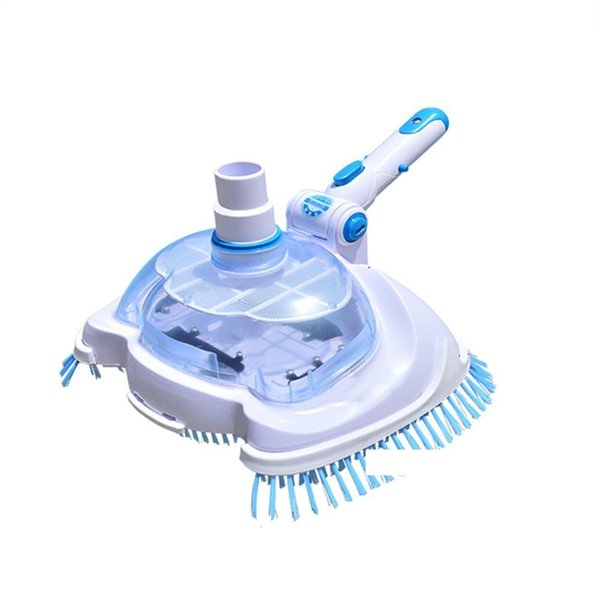 2019 Swimming Pool Vacuum Head Flexible Durable Pool Brush Cleaning  Equipment Underwater Cleaner Sewage Suction Accessories From Motion01,  $60.7 | ...