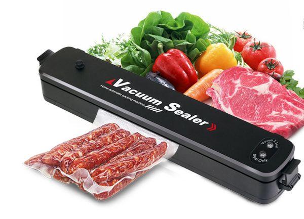 best selling Household Food Vacuum Sealer Packaging Machine Film Sealer Vacuum seaker Packer food vacuum machine sealer