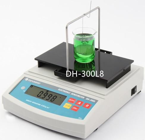 DH-300L NEW Design Digital Displaying Direct Reading Density Meter for Liquids