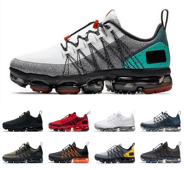 2019 New Run Utility Men Women Running Shoes Top Quality Triple Black Urban Bounce BURGUNDY CRUSH Mens Trainer Breathable Sports Sneakers Skechers