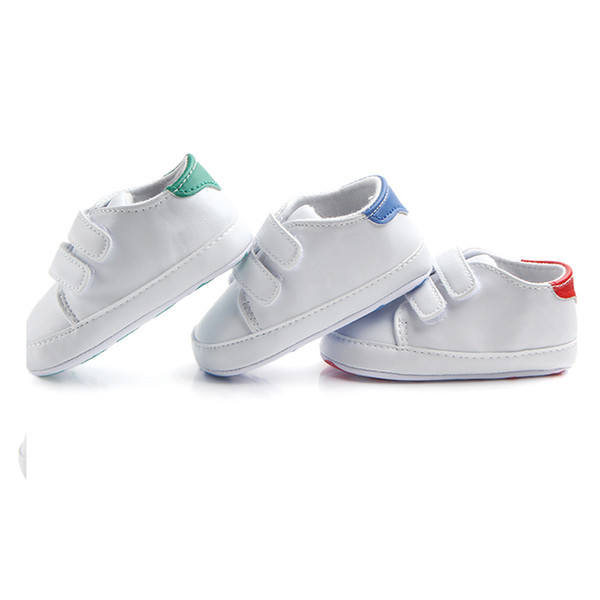 Spring and Autumn Infant Toddler Baby Boy Girl Soft Sole Crib Shoes Sneaker Fashion Kids Newborn Shoes Drop Shipping