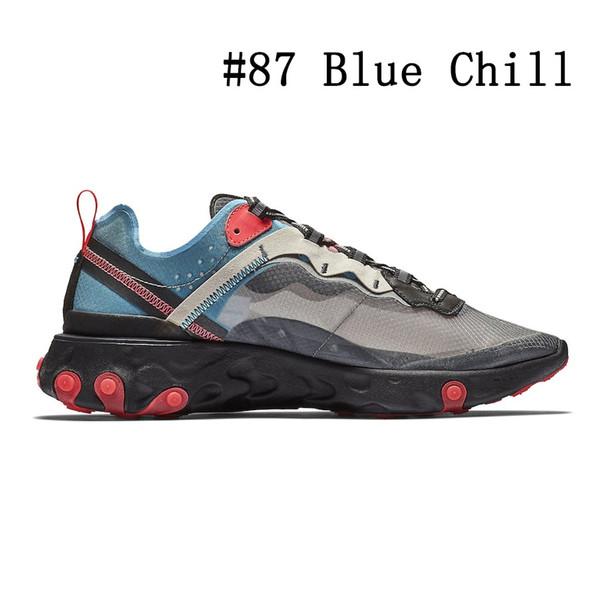 # 87 البرد الأزرق