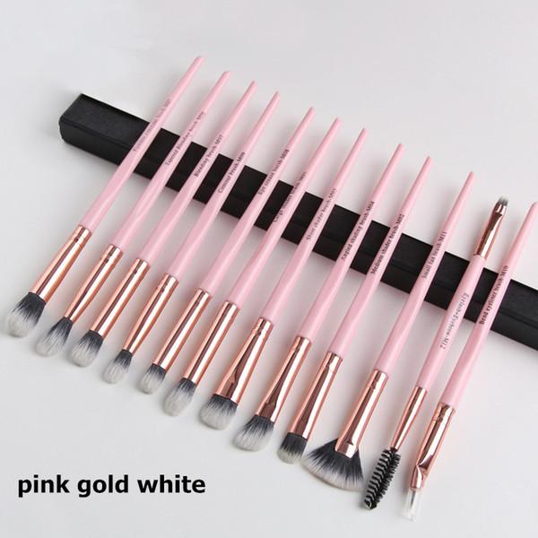 #1 pink gold black