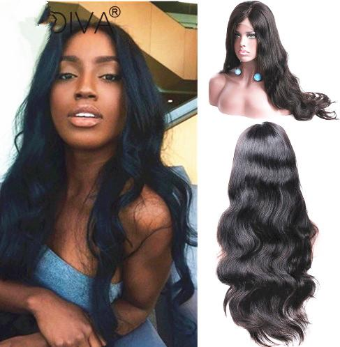 Hair Lace Front Wig 100% Big Curly Glueless Long Full Lace Wigs Human Hair Wigs For Black Or White Women In Stock