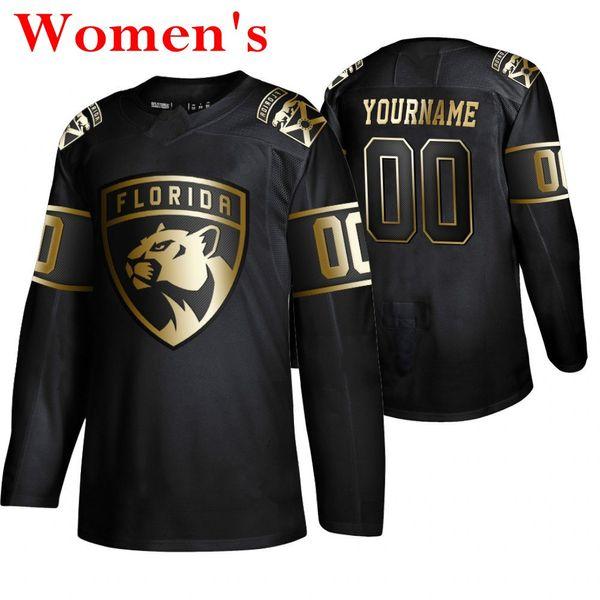 Kadın # 039; s siyah Golden Edition