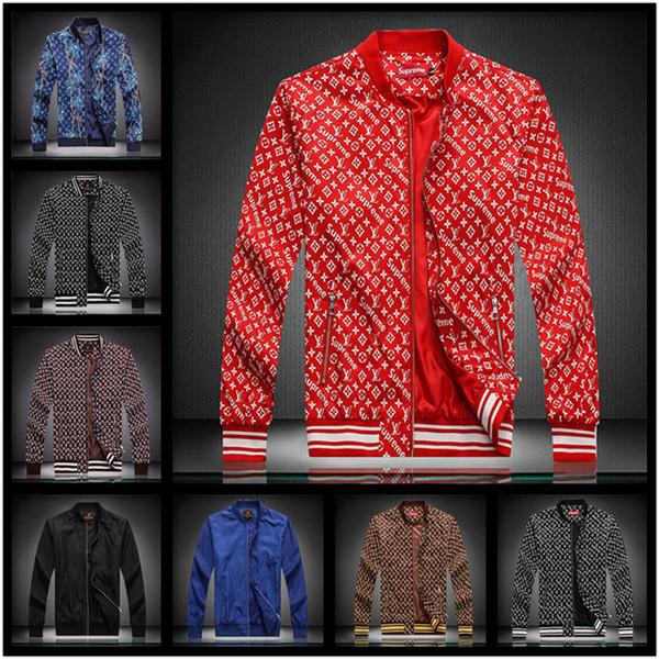 19SS Jeansjacke Europa und den Vereinigten Staaten populär Kopfsticktigerdruck Retro Wasch Männer und Frauen Langarm-Shirt wholes