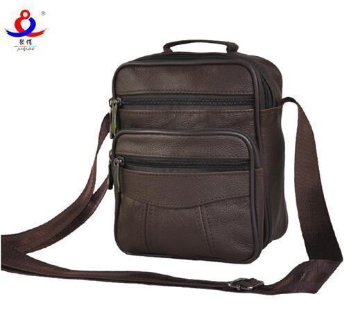 Mens Briefcase Pelle di pecora Fashion Business Bag Borse a tracolla di alta qualità Nice Pop Casual Bag Travel Multi-funzionale