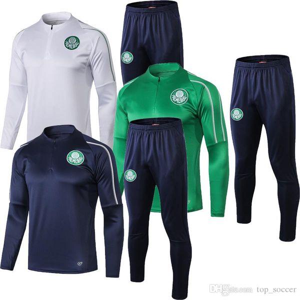 new 2019 2020 Palmeiras SE soccer tracksuit 19 20 Palmeiras training suit top quality jacket football coat