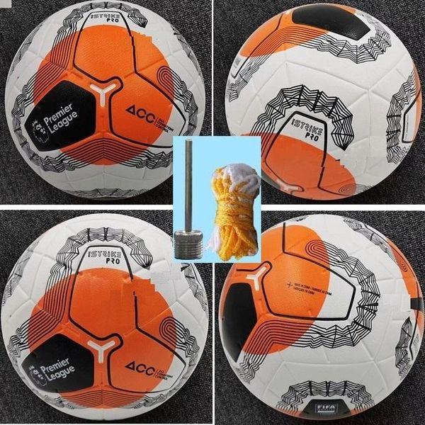 top popular Club League 2019 2020 soccer Ball Size 5 high-grade nice match liga premer Finals 19 20 football balls (Ship the balls without air) 2021