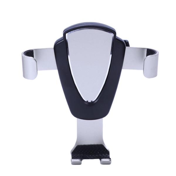 Araç Telefonu Tutucu Evrensel Hava Firar Dağı Klip Cep Telefonu Için Telefon Içinde Araba Cep Standı Smartphone