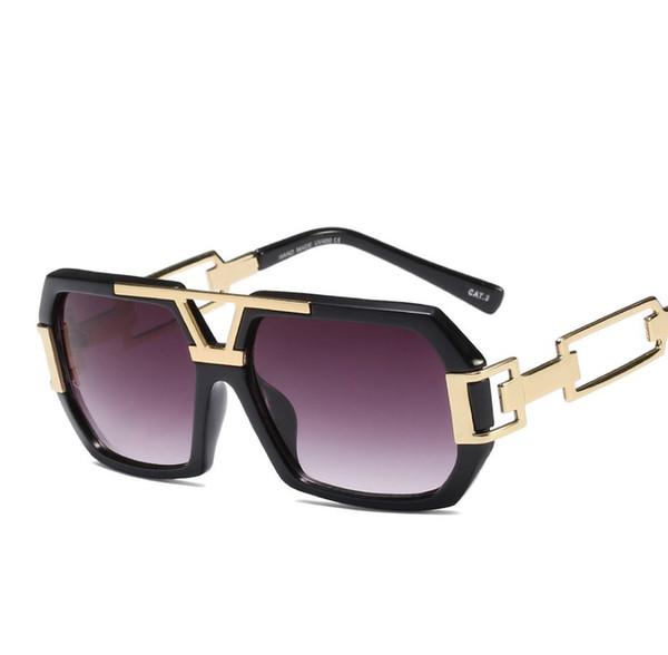 2019 New Modern lunettes de soleil élégantes femmes hommes lunettes de soleil design de la marque Sport UV400 Lunettes de soleil mens de sol sunglass oculos