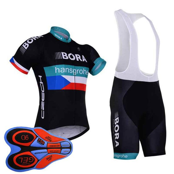 BORA team Cycling Short Sleeves jersey (bib) shorts sets bicycle clothes  biker wear sport mtb Ropa Ciclismo maillot 122707F bf49de17a