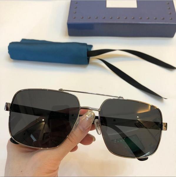 óculos de sol de designer para homens óculos de sol para homens de mulheres óculos de sol 0529